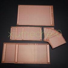 12pcs Prototyping Board Pcb Printed Circuit Prototype Breadboard Perfboard
