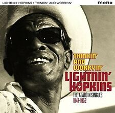 Lightnin Hopkins - Thinkin & Worryin: Aladdin Singles 1947-1952 [New CD] UK - Im