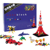 Kawada Nanoblock NB-001 Standard Color Set 800pcs