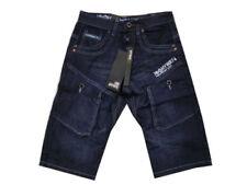 Shorts e bermuda blu denim per bambini dai 2 ai 16 anni