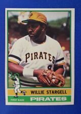 1976 Topps  # 270 Willie Stargell Pirates NM *Free 1st class shipping