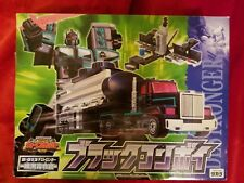 Transformers Car Robot Black Convoy / RiD Scourge D-012 100% Takara Original