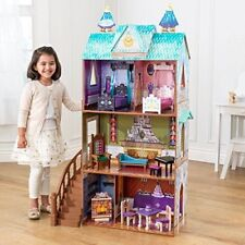 Frozen Palace Doll House Anna And Elsa Arendelle 3 Level Large Dollhouse - NEW