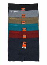 6pk Mens Seamless MS053 Boxer Briefs Short Microfiber Underwear Knocker #AUC53