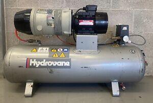 Hydrovane 502 Receiver Mounted Rotary Vane Compressor 400v 3 Phase!