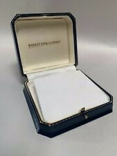 Vintage Bailey Banks & Biddle Square Jewelry Store Gift Box (A4)