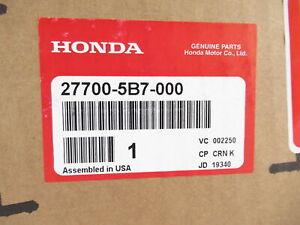 Genuine OEM Honda Acura 27700-5B7-000 Secondary Transmission Shift Valve Body