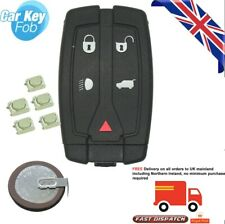 5 Button Remote Key Fob Repair Fix pack For Land Rover Freelander 2