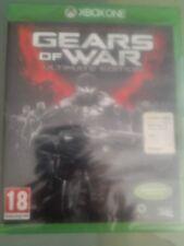 Gears of War Ultimate Editionmicrosoft Xbox One PAL ITA Usato ottime condizioni