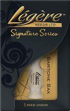 Legere Saxophone Reed Baritone Eb (E - Flat) 2.25 Signature Cut