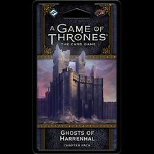 fantasmas de harrenhal Capítulo Pack para A Game Of Thrones 2º Edición
