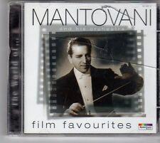 (ES526) Mantovani, Film Favourites - 1995 CD