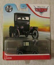 Disney Pixar Cars LIZZIE ~ 2021 Metal Series ~ NIP