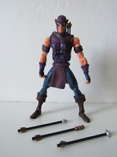 "Marvel Legends Toybiz Series 7 Super Poseable Hawkeye 6"" Inch Action Figure"