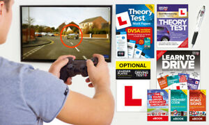 Driving Test Success Ultimate Learner Driver Gift Pack with L Plate Option