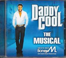 DADDY COOL - The Musical (BONEY M.) CD Album 32TR Germany 2007 SONY FRANK FARIAN