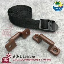 Caravan Leisure Battery Strap Holders & Battery Strap Motorhome, Camper  - AL65