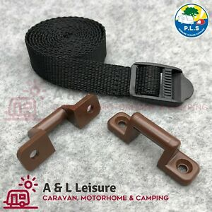 Caravan Leisure Battery Strap Holders & Battery Strap Motorhome, Camper  - AL65