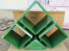 New listing Heineken Music Cd Cube Storage Rack New In Box Holds 30 Cds 4 Piece Beer Cave