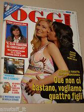 OGGI=2007/14=FEDERICA PANICUCCI=FARGETTA=CARLA PORTA MUSA=ZENSON=FIAT 500=