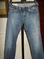Pantalon jeans LE TEMPS DES CERISES 102 ZAPPA W27 34/36FR Taille basse  17JJ34