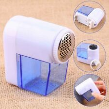 Mini Electric Fuzz Cloth Pill Lint Remover Wool Sweater Fabric Shaver Trimmer HS