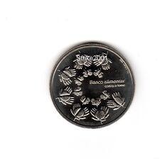 1,5 EURO PORTOGALLO 2010 Banco Alimentare
