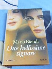 DUE BELLISSIME SIGNORE M. BIONDI