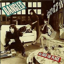 BANGLES 'ALL OVER THE PLACE' DUTCH IMPORT LP
