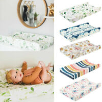 Baby Print Nursery Diaper Changing Pad Cover Changing Mat Cover Table Cover