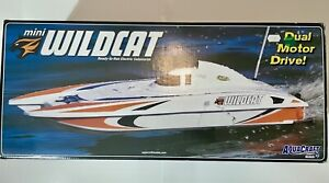 AquaCraft Ready To Run Electric Mini Wildcat Catamaran