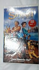 Sinbad: Legend of the Seven Seas (VHS, 2003, Clamshell Case)