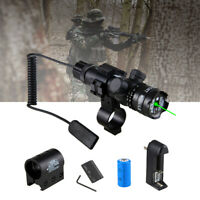 Green/Red Dot Laser Sight   Scope Lazer Beam 650nm fit 20mm Weaver Rail Hot