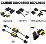 H1/H3/H4/H7/H11/HB4 LED KIT CANBUS ERROR FREE BULB DECODERS RESISTORS NIGHTEYE