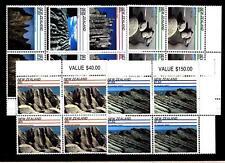 NEW ZEALAND - NUOVA ZELANDA - 1991 - Formazioni rocciose
