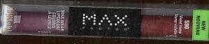 Max Factor Lipfinity Maxwear Long Lasting Lip Color wTop Coat 590 VIOLET VAMP @@
