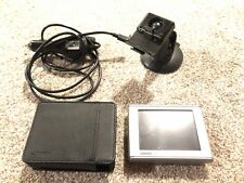 Garmin Nuvi 3.5in GPS Unit W Charger Case And Mount - Excellent Condition BUNDLE