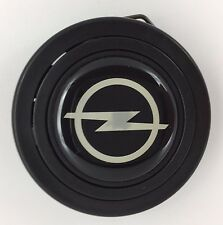 Opel Vauxhall steering wheel horn push button. Fits Momo Sparco OMP Nardi Raid