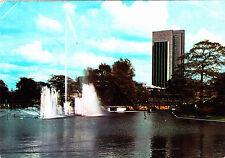 Hamburg , Hotel Loews , Hamburg Plaza ,AK 1975 gel.