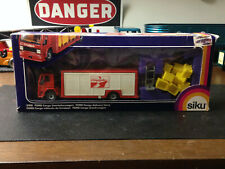 siku ford cargo drankwagen made in germany still in the box