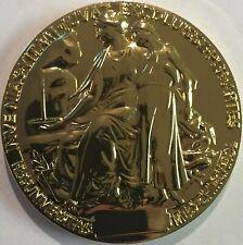 The Nobel Prize Souvenir Medal in Physiology or Medicine RARE USA Sweden