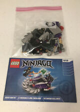 LEGO Ninjago 70720 Hover Hunter 100% Complete w/Instructions
