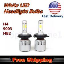 US 2x White 30W COB LED Headlight High/Low Beam Bulb For 1999-2003 Mazda Protege
