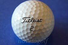 12 Titleist ProV1 AAAA Near Mint Used Golf Balls Pro V1 Free Tees