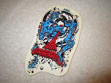 Vintage Santa Cruz Rob Roskopp Target 4 Sticker