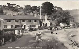 Ferry Boat Inn, HELFORD PASSAGE, Cornwall RP