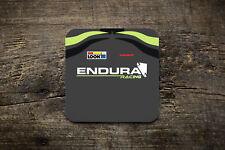 Endura Race Team Jersey Coaster - Bike Ninja Cycling Tour Series Road Jersey