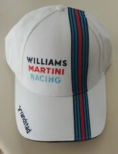 Felipe Massa Williams Martini Racing Randstad Driver Hat NWT