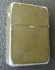 WWII PARK SHERMAN TRENCH LIGHTER USMC GREEN **RARE**
