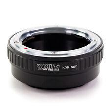 GFG Lens Mount Adapter - Konica AR Lens to Sony E-mount Camera NEX
